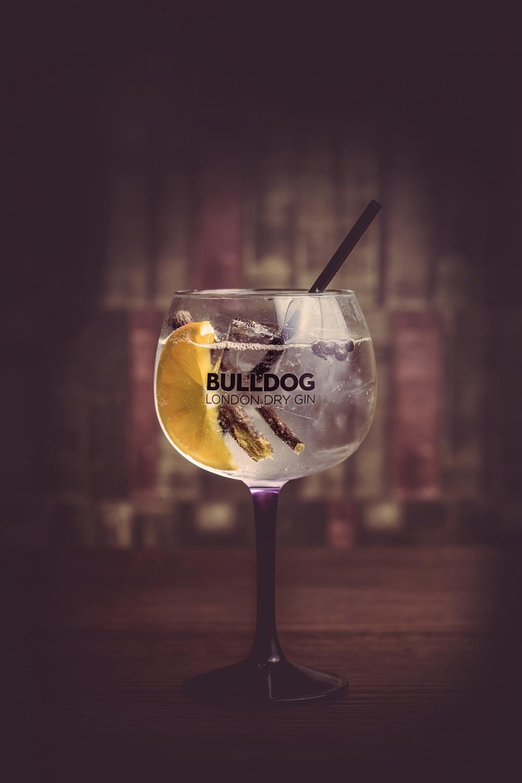 Gin tonic Bulldog Nielz