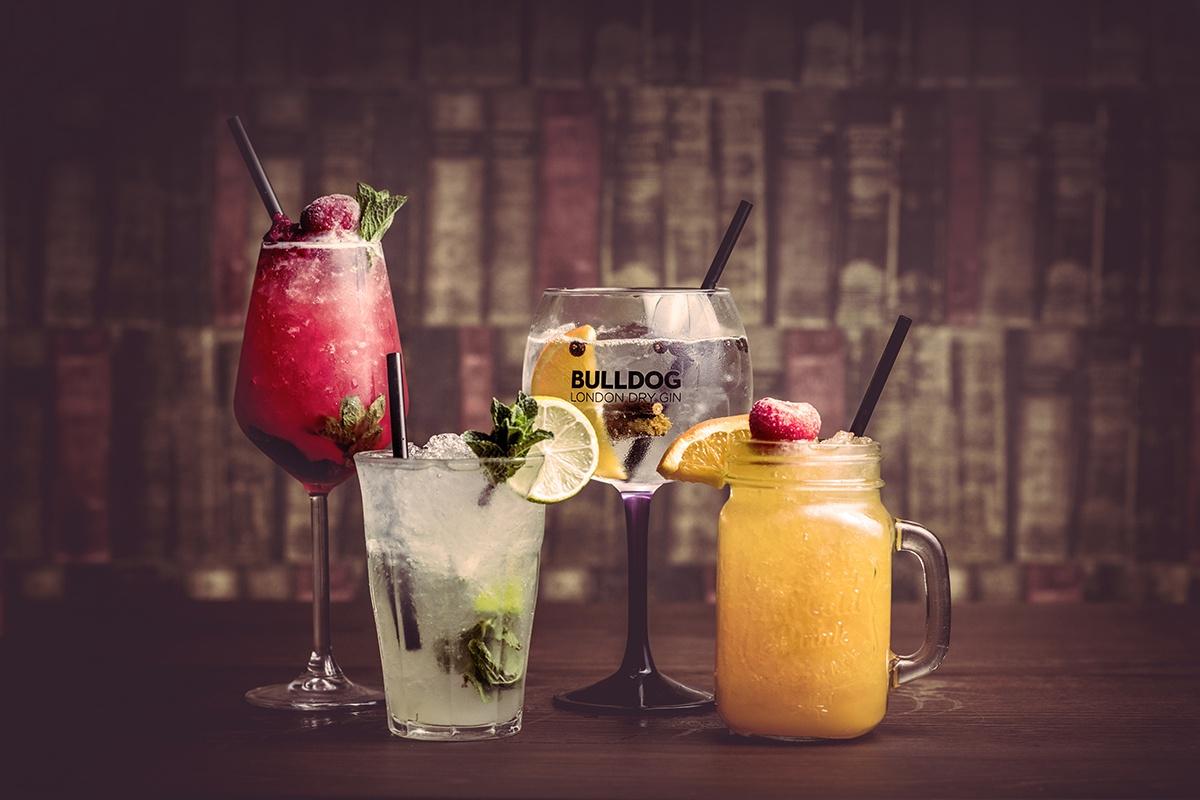 High cocktail - High gin
