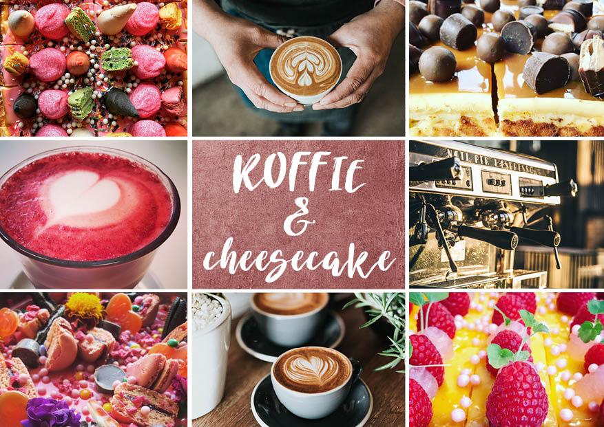 koffie & cheesecake